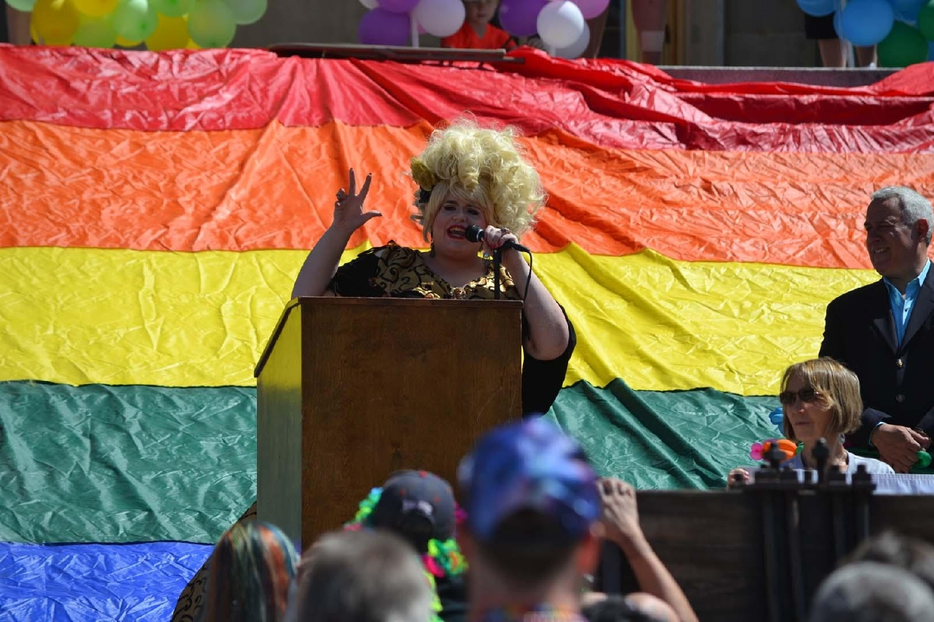 Boise gay lesbian center