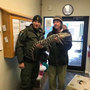 Alligator taken from Macedon home now at Seneca Park Zoo