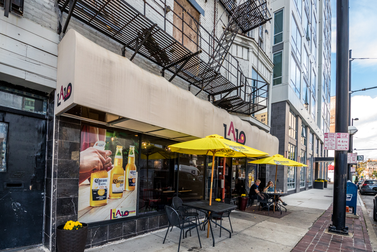 "RESTAURANT: Lalo / ADDRESS: 709 Main Street (Downtown) / PHONE: 513-381-5256 / WEBSITE:{&nbsp;}<a  href=""https://www.lalocincinnati.com/"" target=""_blank"" title=""https://www.lalocincinnati.com/"">lalocincinnati.com</a>{&nbsp;}/ Image: Catherine Viox // Published: 11.2.20"