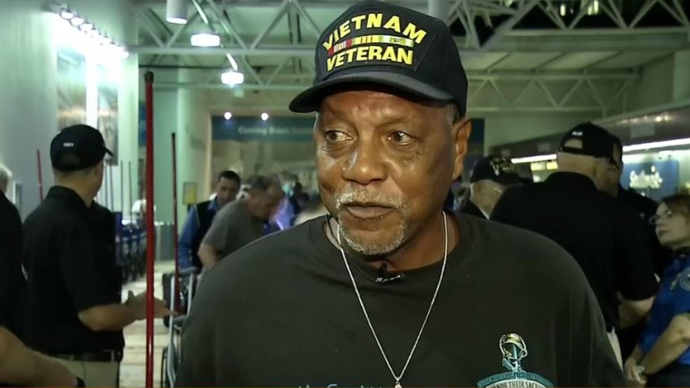 Middle Tennessee veterans, including 100-year-old WWII vet, take Honor Flight to D.C.