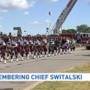 West Michigan community says goodbye to Chief Ed Switalski
