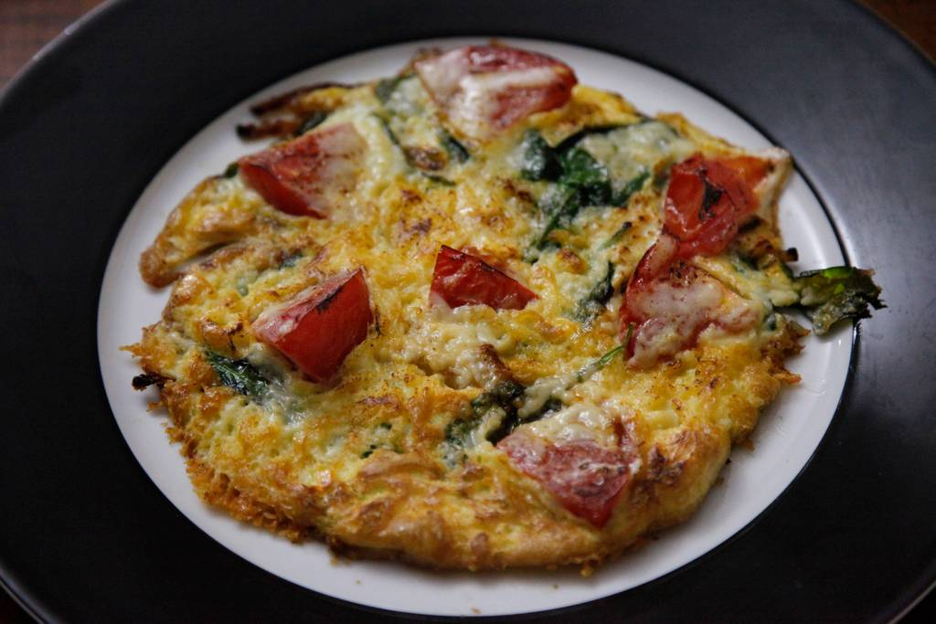 Frittata / Image courtesy of Michael Caporale // Published: 7.16.18