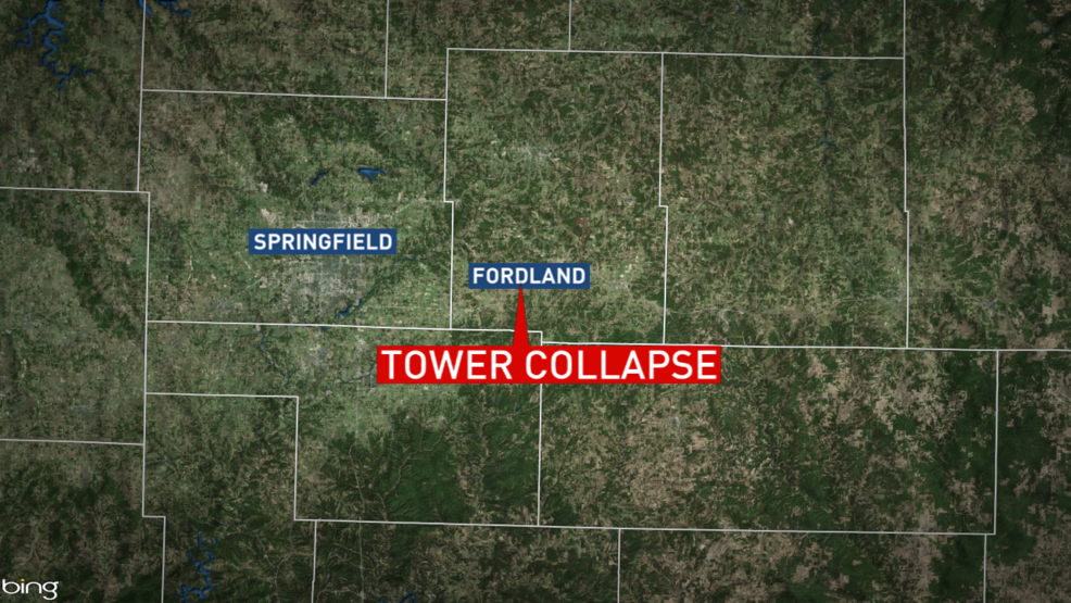 worker killed when missouri public tv tower collapses
