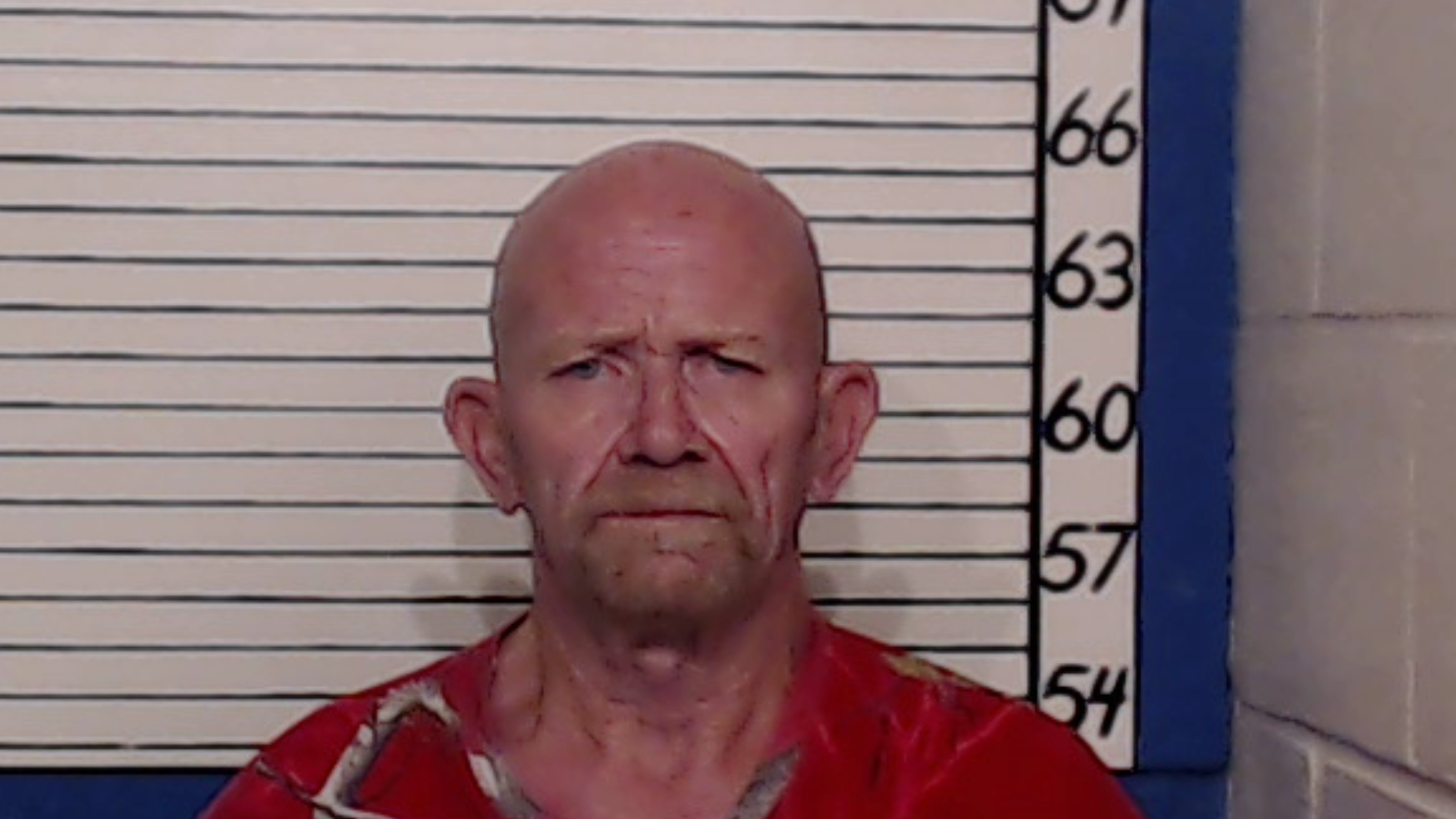 Stephen Tate. (Photo courtesy: Comal County Sheriff's Office)