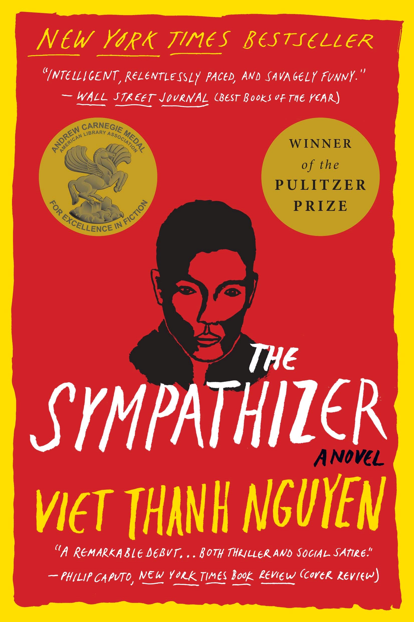 """The Sympathizer"" by Viet Thanh Nguyen (Image: Courtesy{ }"