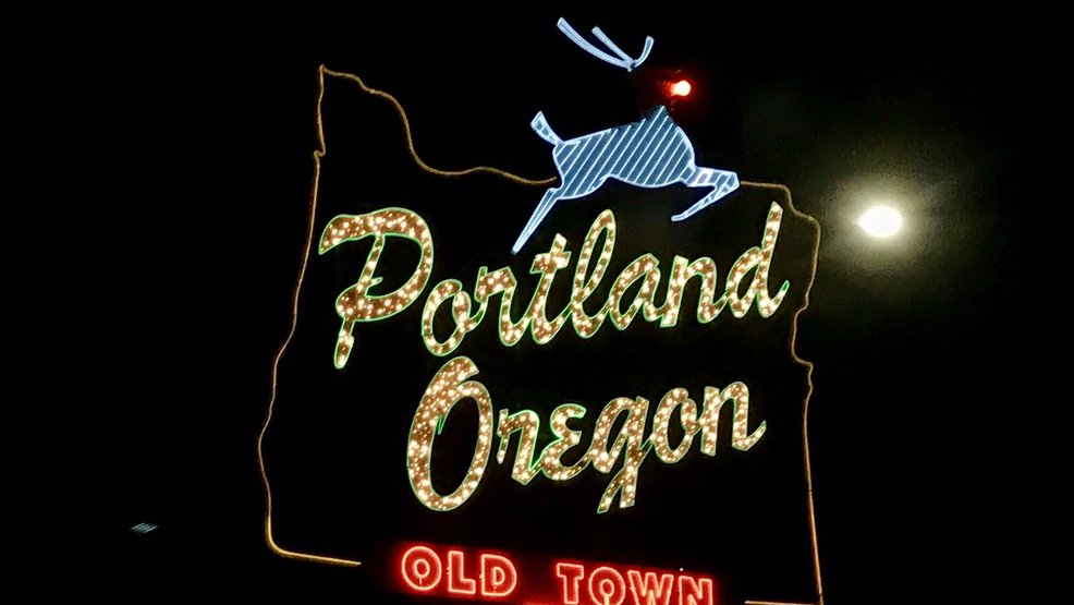 Turn off that red nose!: Portland's White Stag unexpectedly becomes Rudolph in September
