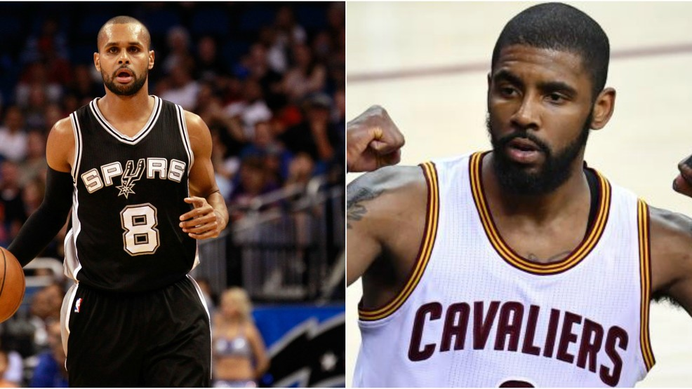 Watch Patty Mills Weighs In On Spurs Kyrie Irving Rumors