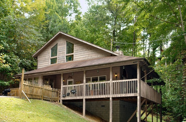 Hamilton County Couple Reflects On Gatlinburg Home Lost In