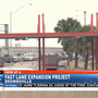 Lane expansion project at Veterans International Bridge over budget