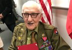 Salute Our Troops | Local WWII vet receives Bronze Star at the age of 92