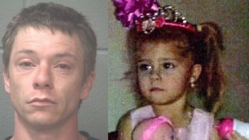 Mariah Woods and Earl Kimrey (Family photo and Onslow County Sheriff's Office photo)