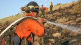 Hunter Creek Fire in west Reno burns 240 acres; crews reach 35 percent containment