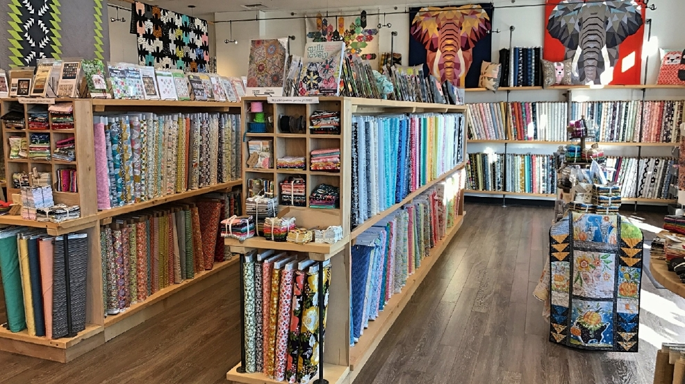 This is NOT your grandma's quilt shop | Seattle Refined : quilt store seattle - Adamdwight.com