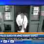 Man robs auto-part store at gunpoint