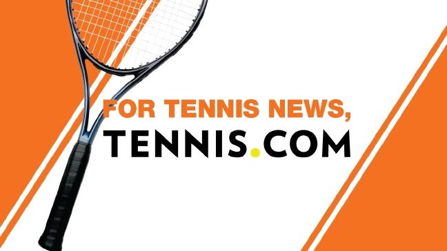 Visit Tennis.com for More Tennis News 4cd0db8fab7ad