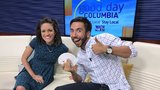 Haydini Childress's magical appearance on Good Day Columbia