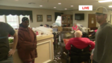Watch: Another Texas nursing home floods, leaving residents submerged and trapped