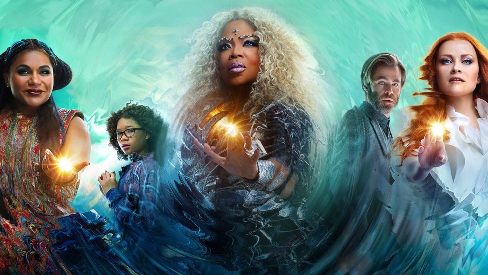 Wondrous meandering: 'A Wrinkle in Time' is a stunning, flawed adventure