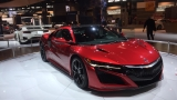 Scenes from the Chicago Auto Show