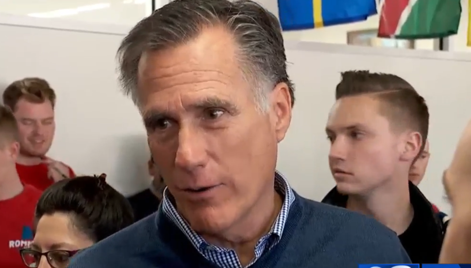 New poll shows Romney with huge lead in Utah Senate race (Photo: KUTV)