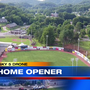 Sky5 Over Bristol Pirates Home Opener