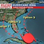 Tracking Hurricane Irma... storm moving toward the US
