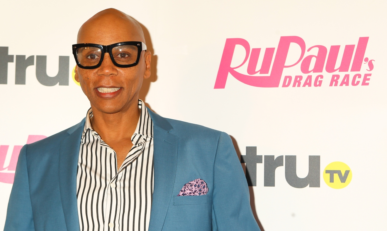 Arrivals for the launch of RuPaul's Drag RaceFeaturing: RuPaulWhere: London, United KingdomWhen: 28 May 2015Credit: WENN.com