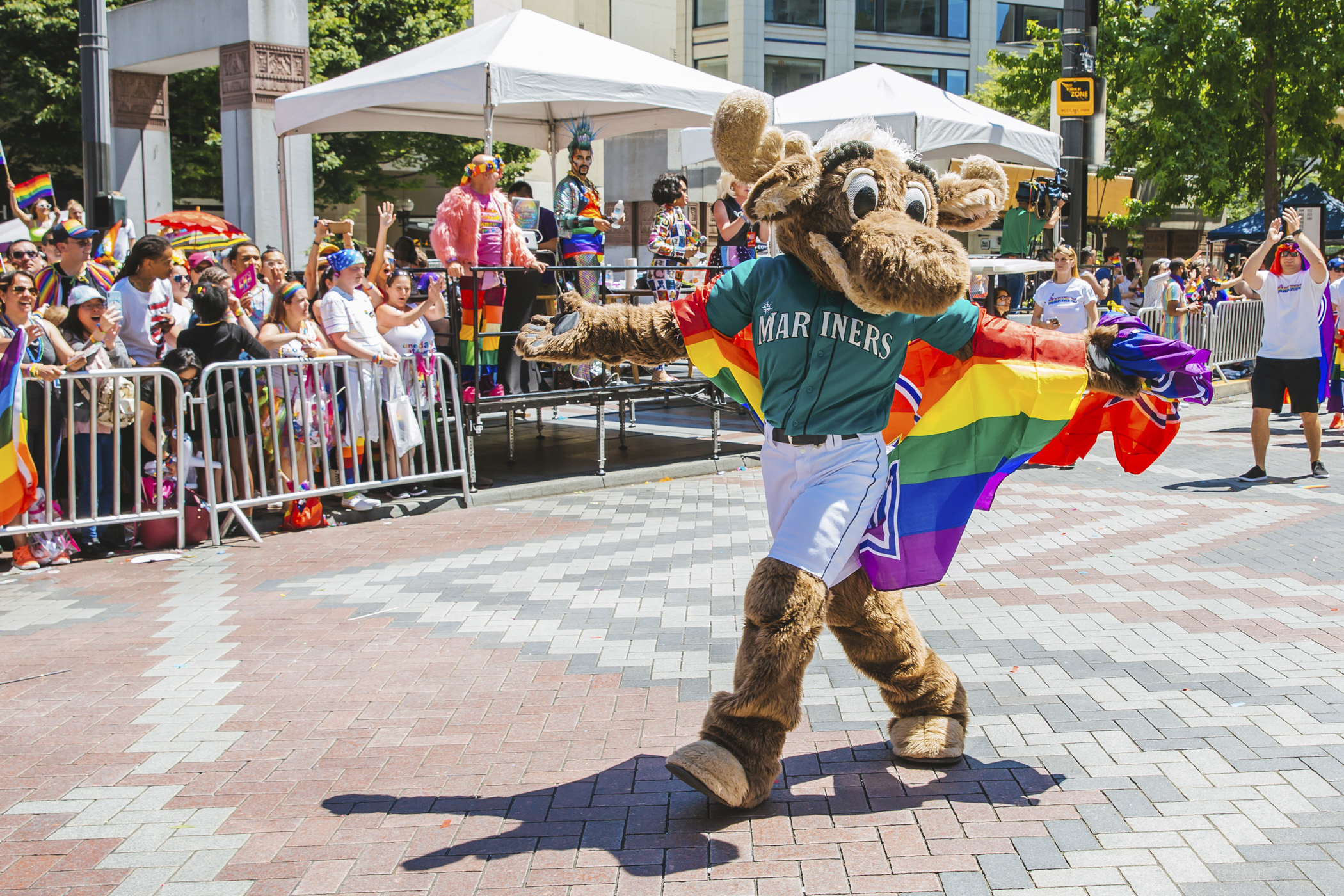 "2019{&nbsp;}Seattle Pride Parade.{&nbsp;}We're celebrating what would have been the weekend of the{&nbsp;}<a  href=""https://www.seattlepride.org/"" target=""_blank"" title=""https://www.seattlepride.org/"">Seattle Pride Parade</a>{&nbsp;}with a look back at parades past and remembering all the joy and love they have brought our city! If you're missing it as much as we are - join in virtually!{&nbsp;}<a  href=""https://www.seattlepride.org/events/together-for-pride-seattles-virtual-pride"" target=""_blank"" title=""https://www.seattlepride.org/events/together-for-pride-seattles-virtual-pride"">Together For Pride - Seattle's Virtual Pride</a>{&nbsp;}event is being held Friday to Sunday, June 26-28, with{&nbsp;}speakers, performances and activities. See you next year! (Image: Sunita Martini / Seattle Refined)"