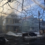 Crews on scene of fire in Schenectady