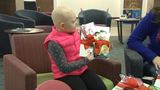 6-year-old donates to the beautifully bald