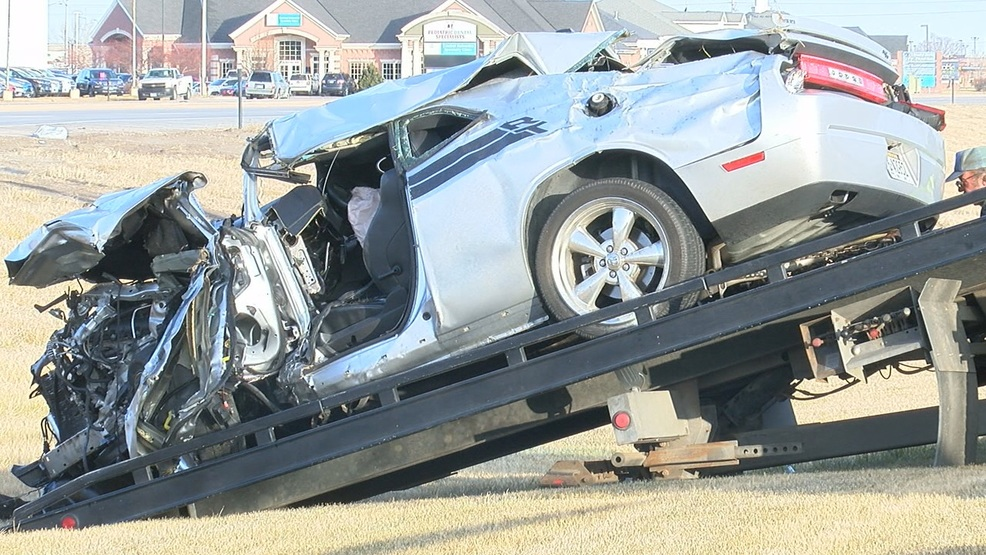 One person was killed and another badly injured in a crash involving a stolen vehicle on Highway 281 in Grand Island. (KHGI)<p></p>