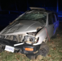 Police: Driver in Forest car accident charged with public intoxication