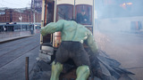 PHOTOS | The Hulk stops traffic in England for new Madame Tussauds stunt
