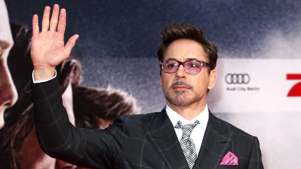 Robert Downey Jr. joins Spider-Man reboot