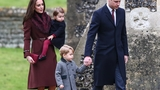 Royal family celebrates Christmas