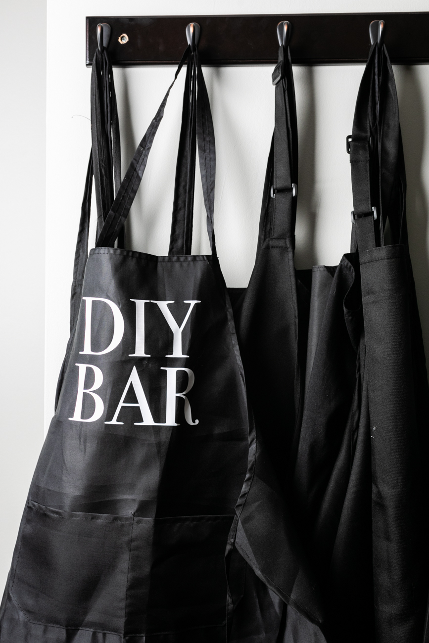 If making your own skincare or home decor is more up your alley, check out the DIY bar at Queen City Alchemy and The Evergreen Designs. The duo establishment is also in Over-the-Rhine. / Image: Amy Spasoff // Published: 2.8.20