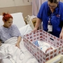 Pediatricians: Babies should sleep in same room as parents
