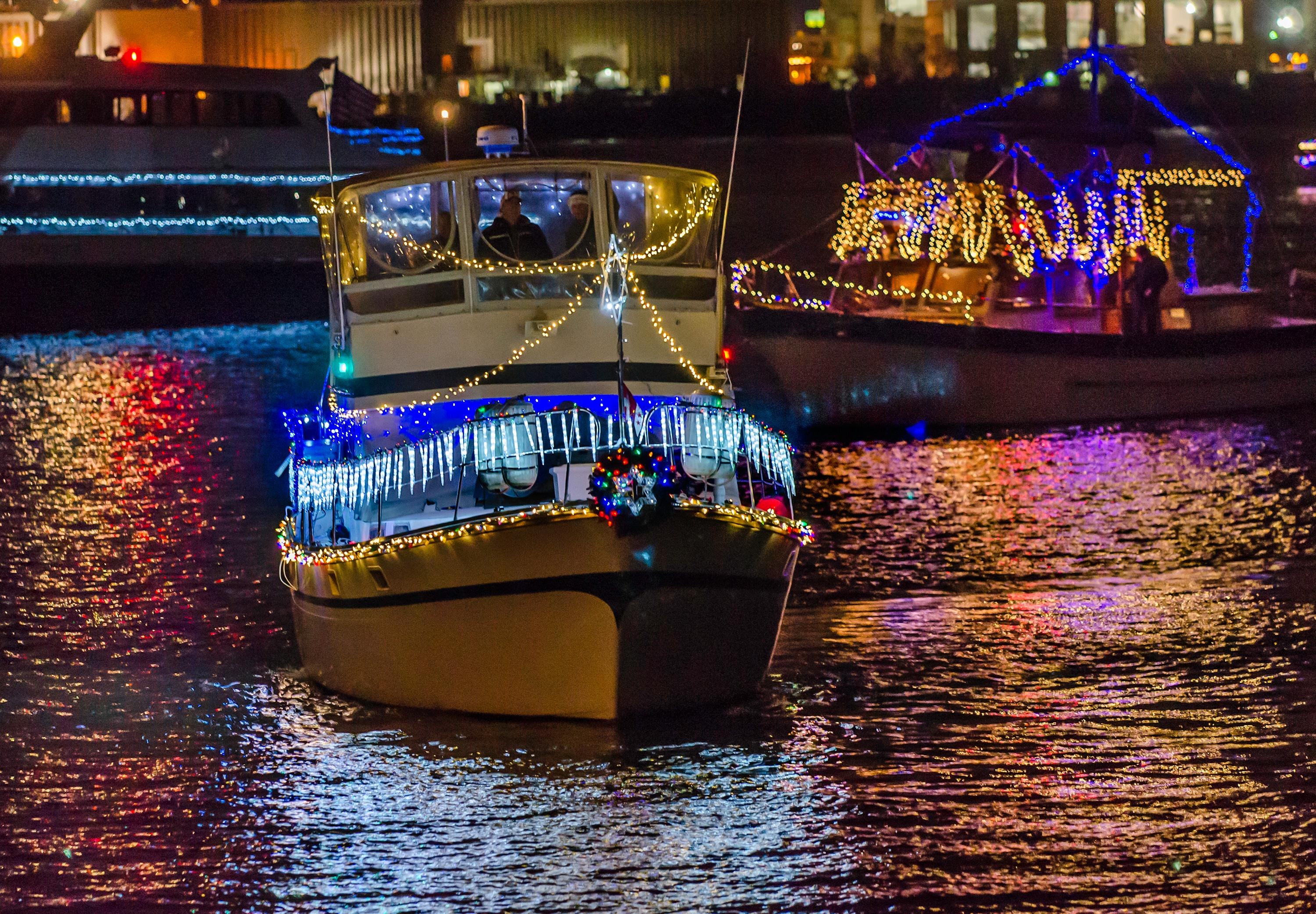 18th Annual Alexandria Holiday Boat Parade of Lights (R. Kennedy for Visit Alexandria)<p></p>