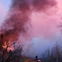 Firefighters make headway on blaze near Boulder, Colorado