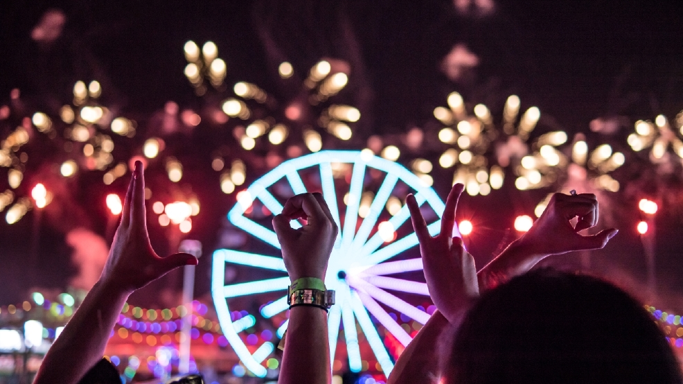 As sun rises, EDC concludes another successful Las Vegas weekend