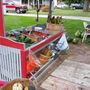 Waterville man's vegetable stand stolen after donating thousands to church