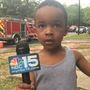 Four-year-old boy alerts mother of fire on Seale Street, saves neighbor's life