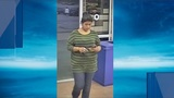 Credit card abuse investigation: Help police identify woman caught on camera