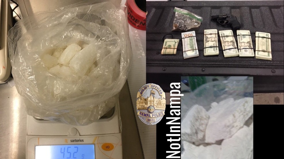 Nampa PD: Narcotics busts on the rise | KBOI