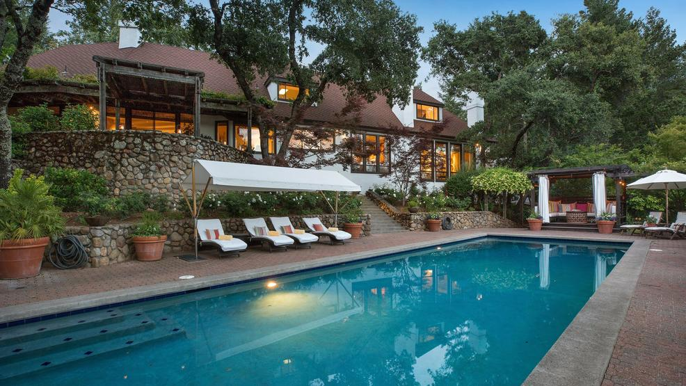 robert redford s wine country estate can be had for 7 5 million wkrc