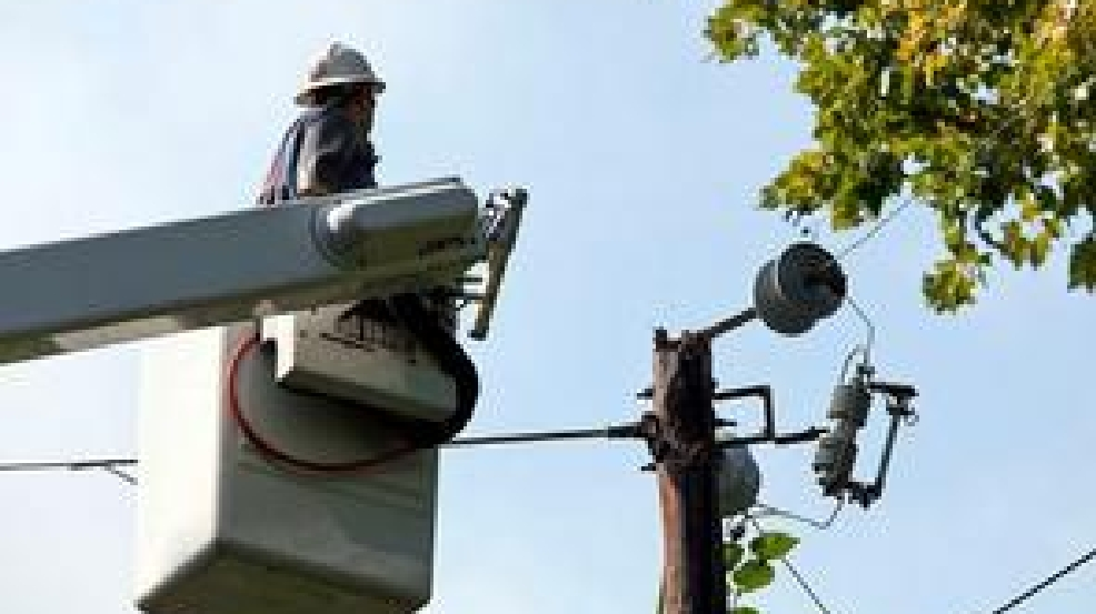 Power Outage Affects Dominion Customers In Crystal City Alexandria