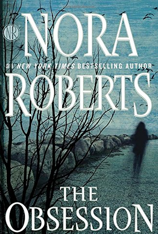 #19. The Obsession by Nora Roberts  Amazon announced the best-selling books of 2016 earlier this week! How many have you read? (Image: Amazon.com)