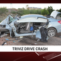 Empty liquor bottles found in car involved in Las Cruces crash, driver charged with DWI