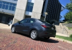 2016 Scion iA rear side