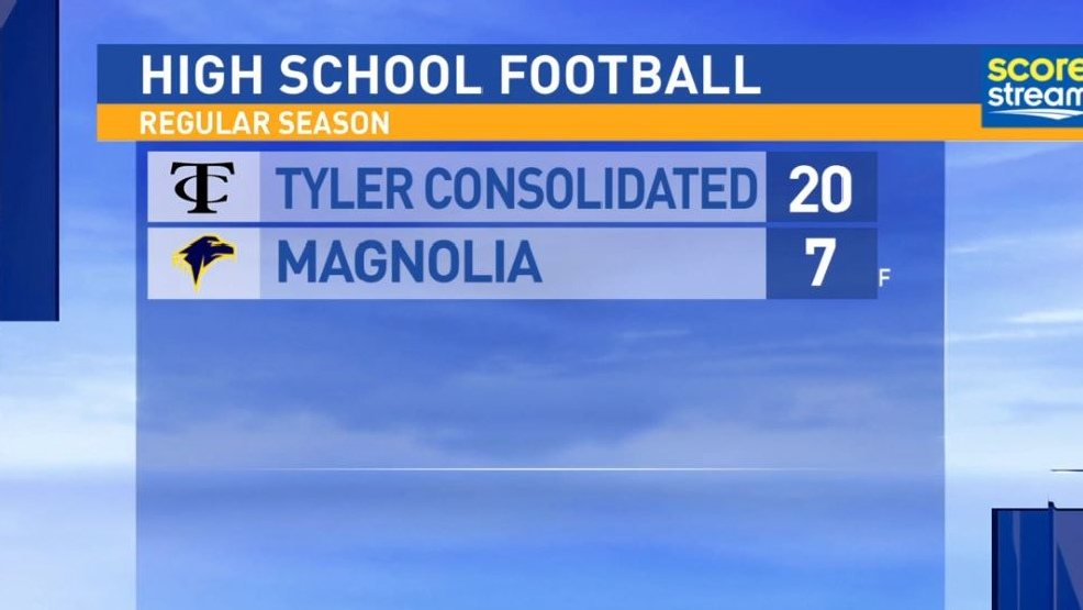 10.21.16 Highlights: Tyler Consolidated at Magnolia